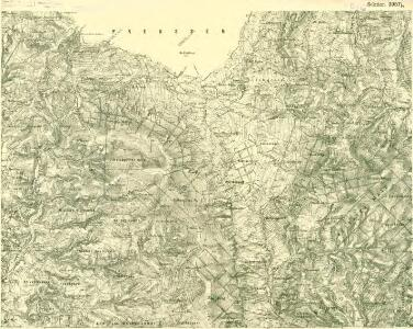 III. vojenské mapování 3957/4
