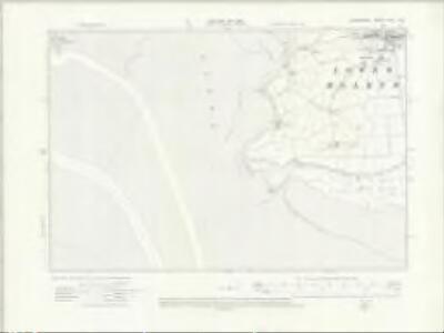 Lancashire XVII.SW - OS Six-Inch Map