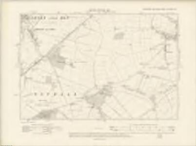 Yorkshire CCLXXVII.NE - OS Six-Inch Map
