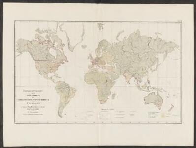 Atlas über die Entwicklung von Industrie und Handel der Schweiz in dem Zeitraume vom Jahr 1770 bis zum Jahr 1870