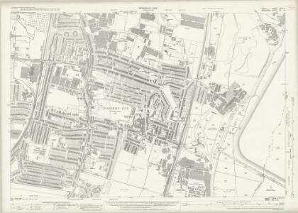 Essex (New Series 1913-) n LXVIII.8 (includes: Edmonton All Saints; Enfield St Andrew) - 25 Inch Map