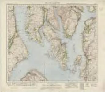 Glasgow (72) - OS One-Inch map