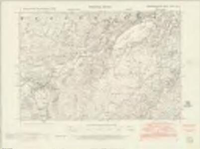 Caernarvonshire XXVIII.NW - OS Six-Inch Map