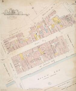Insurance Plan of Cork: sheet 3