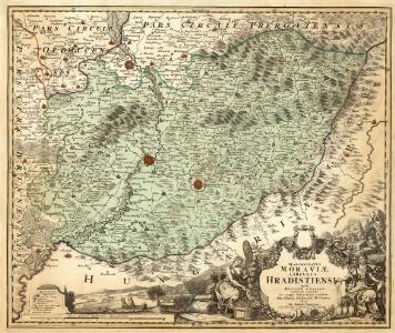 Marchionatûs Moraviae Circulus Hradistiensis