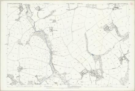 Cornwall LXXXI.6 (includes: Manaccan; St Keverne) - 25 Inch Map
