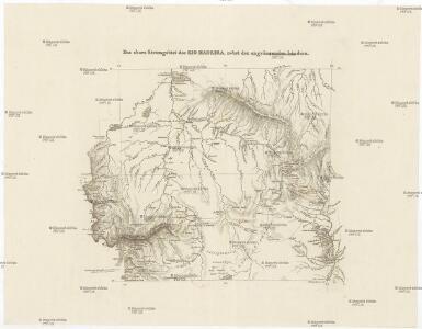 Das obere Stromgebiet des Rio Madeira, nebst den angränzenden Ländern