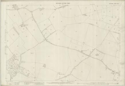 Wiltshire XXII.9 (includes: Broad Hinton; Clyffe Pypard; Winterbourne Bassett) - 25 Inch Map
