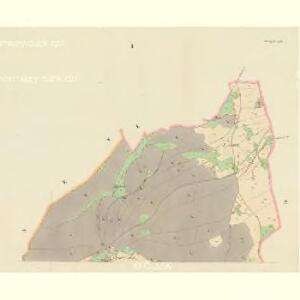 Dobrey (Dobreg) - c1175-1-001 - Kaiserpflichtexemplar der Landkarten des stabilen Katasters