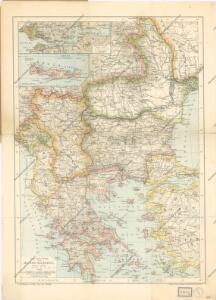 Die Staaten der Balkan - Halbinsel