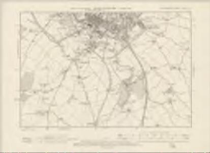 Hertfordshire XXXIV.SE - OS Six-Inch Map