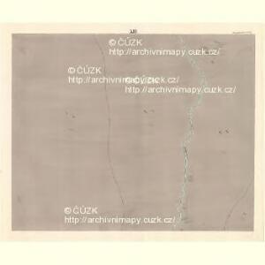 Brandseifen - m3635-2-012 - Kaiserpflichtexemplar der Landkarten des stabilen Katasters