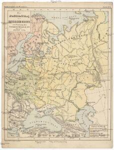 Die allmähliche Bildung des Russischen Reiches vom Untergang des Freistaates Nowgorod 1478 bis zum Jahre 1715