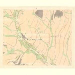 Ober Hermesdorf (Horny Trzemanice) - m0830-1-004 - Kaiserpflichtexemplar der Landkarten des stabilen Katasters