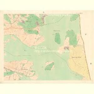 Nedaschow - m1940-1-004 - Kaiserpflichtexemplar der Landkarten des stabilen Katasters