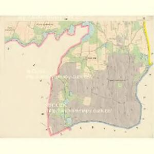 Lichtenstadt - c2367-1-005 - Kaiserpflichtexemplar der Landkarten des stabilen Katasters