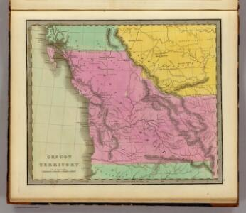 Oregon Territory.