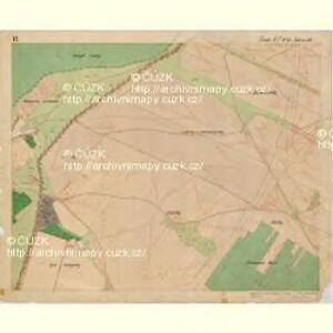Lunderburg - m0243-1-007 - Kaiserpflichtexemplar der Landkarten des stabilen Katasters