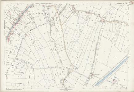 Norfolk LXVIII.5 (includes: Upwell; Upwell) - 25 Inch Map