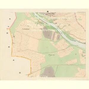Kattowitz (Katowitz) - c3072-1-003 - Kaiserpflichtexemplar der Landkarten des stabilen Katasters