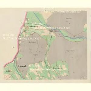 Breitenbach - c6050-2-004 - Kaiserpflichtexemplar der Landkarten des stabilen Katasters