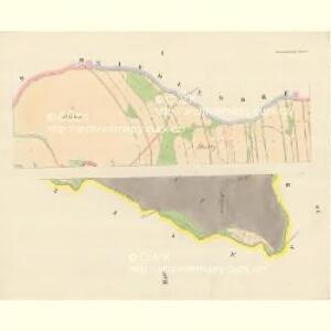Gross Glockersdorf (Klokočowo Welke) - m1203-1-001 - Kaiserpflichtexemplar der Landkarten des stabilen Katasters