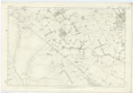 Dumfriesshire, Sheet LVI - OS 6 Inch map
