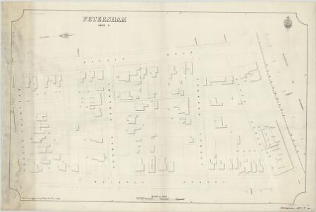 Petersham, Sheet 17, 1890
