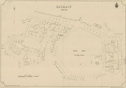 Balmain, Sheet 31, 1888