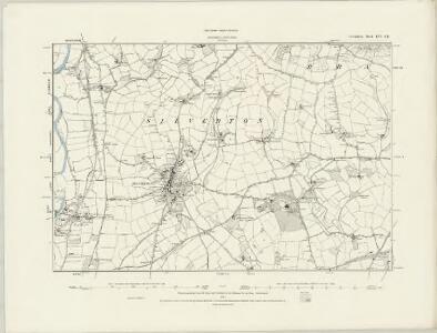 Devonshire LVI.SW - OS Six-Inch Map