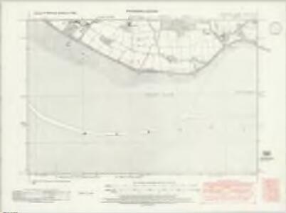 Lancashire CXVIII.NW - OS Six-Inch Map