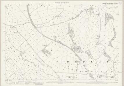 Yorkshire CCLXXIII.11 (includes: Cawthorne; Gunthwaite And Ingbirchworth; Penistone) - 25 Inch Map