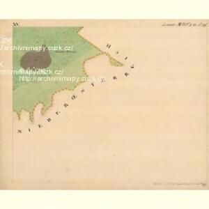 Grussbach - m0920-1-015 - Kaiserpflichtexemplar der Landkarten des stabilen Katasters