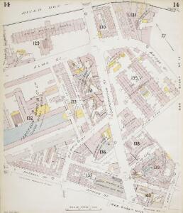 Insurance Plan of Sheffield (1896): sheet 14