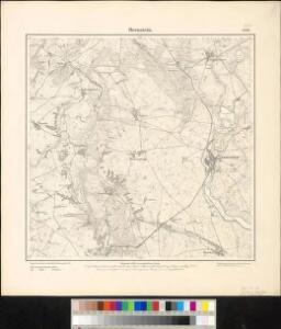 Meßtischblatt 1490 : Bernstein, 1891