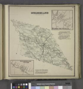 Guilderland [Township]; Hamiltonville [Village]; Hamiltonville Business Directory.; Knowersville Business Directory.; Guilderland Centre [Village]; Guilderland Centre Business Directory.