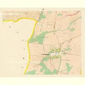 Kotschin - c3242-1-003 - Kaiserpflichtexemplar der Landkarten des stabilen Katasters