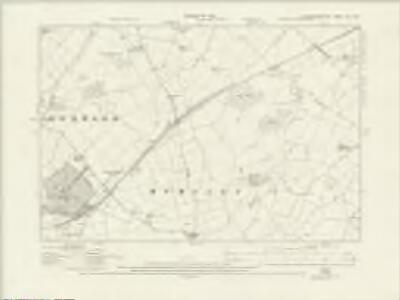 Buckinghamshire XIX.NE - OS Six-Inch Map