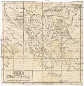 Země jihoslovanské