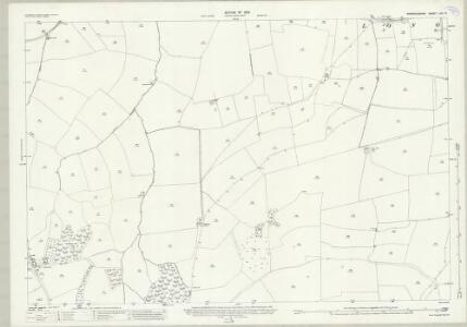 Warwickshire LVII.13 (includes: Barton on The Heath; Long Compton) - 25 Inch Map