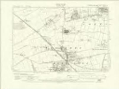 Yorkshire CCXXV.SE - OS Six-Inch Map