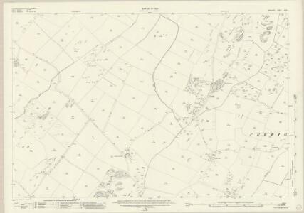 Anglesey XVIII.5 (includes: Aberffro; Cerrigceinwen; Heneglwys; Llangristiolus; Trewalchmai) - 25 Inch Map