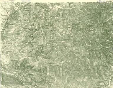 III. vojenské mapování 4365/3