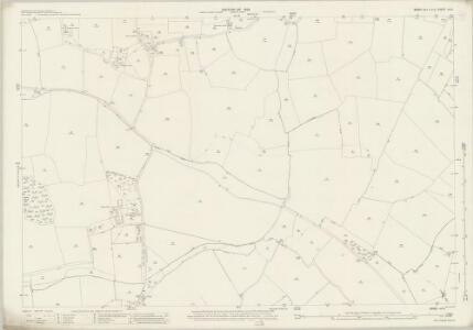 Essex (New Series 1913-) n X.3 (includes: Belchamp Otten; Belchamp St Paul; Pentlow) - 25 Inch Map