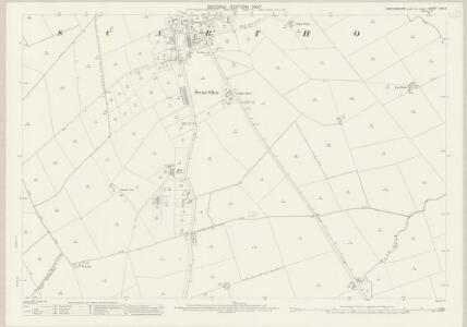 Lincolnshire XXX.3 (includes: Bradley; Grimsby; Waltham; Weelsby) - 25 Inch Map