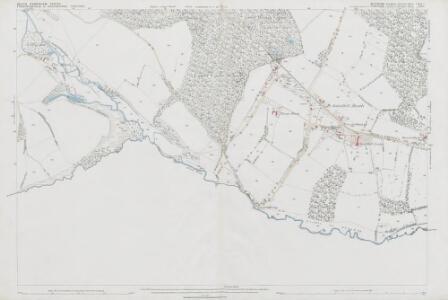 Wiltshire LXXX.2 (includes: Alderholt; Damerham; Fordingbridge; Rockbourne) - 25 Inch Map