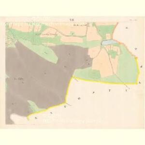 Zborow - c9182-1-006 - Kaiserpflichtexemplar der Landkarten des stabilen Katasters