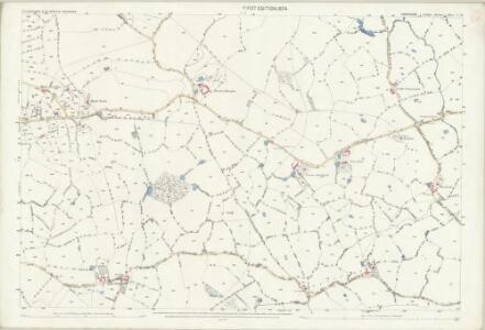 Shropshire V.16 (includes: Ellesmere Rural; St Martins) - 25 Inch Map