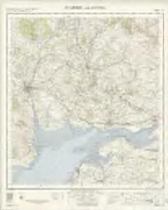 Dumfries And Gretna - OS One-Inch Map