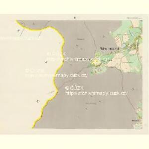 Schwanenbrückl - c4847-2-002 - Kaiserpflichtexemplar der Landkarten des stabilen Katasters